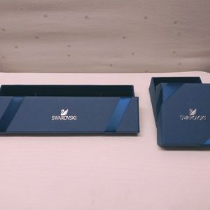 Swarovski Jewelry Reselling Boxes Bundle